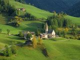 Val Di Funes  South Tirol  the Dolomites  Trentino-Alto Adige  Italy  Europe