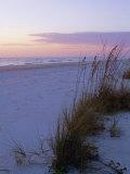 Sunset  Bradenton Beach  Anna Maria Island  Gulf Coast  Florida  USA
