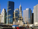 South Street Seaport  New York  USA