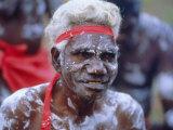 Aborigine Man  Australia