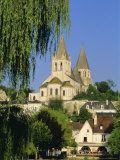 Loches  Touraine  Centre  France  Europe