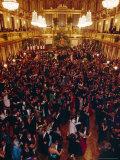 Philharmoniker Ball (Winter Ball)  Auersberg Palace  Vienna  Austria