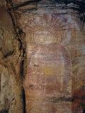 Wandjana Type Aboriginal Painting  Western Australia  Australia