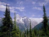 Mount Sir Donald  Glacier National Park  Rocky Mountains  British Columbia (BC)  Canada