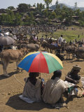 People Walk for Days to Trade in This Famous Weekly Market  Ethiopia