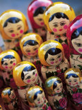 Babushka Dolls  Riga  Latvia  Baltic States  Europe