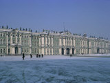 Hermitage  Winter Palace  St Petersburg  Russia
