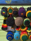 Craft Market  Montego Bay  Jamaica  West Indies  Caribbean  Central America