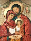 Sainte Famille Reproduction d'art