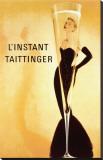 L'Instant Taittinger Grace Kelly Tableau sur toile