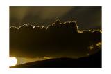 Sun Down  Death Valley