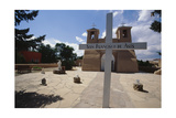 Adobe Church Ranchos De Taos New Mexico