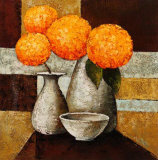 Hydrangeas with Vase III