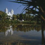 Country Church  Goa  India  Asia