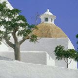 Church of Our Lady of Jesus  Santa Eulalia  Balearic Islands  Spain  Europe