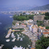 Sorrento  Costiera Amalfitana (Amalfi Coast)  Unesco World Heritage Site  Campania  Italy  Europe