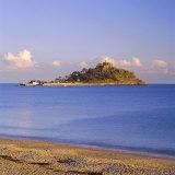 St Michael's Mount  Cornwall  England  UK