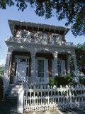 The 1860 Richards-Dar House  Alabama  USA