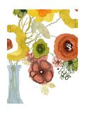 Watercolor Bouquet II