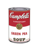 Campbell's Soup I: Green Pea  c1968