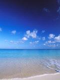 Grand Cayman  Cayman Islands; Caribbean at Seven Mile Beach and Ocean