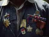 Highly Decorated Veteran of World War II