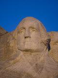 Mt Rushmore at Sunrise