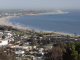 San Buenaventura State Beach and Ventura Harbor  California