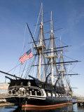 USS Constitution  Boston  Massachusetts