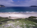 White Sands of Culyer Beach and Prince Island  California