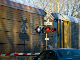 Warning Lights and Gates Save Lives at Train Crossings  Silver Spring  Maryland