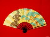 Fan for Traditional Dance
