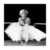 Marilyn Monroe - Ballet Dancer