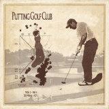 Putting Golf Club