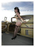 50's Pin-Up Girl