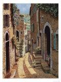 Tuscan Walkway