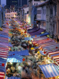Street Market  China Town  Singapore
