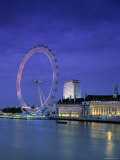 Millennium Wheel  London  England