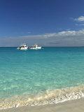 Beach at Grace Bay  Providenciales Island  Turks and Caicos  Caribbean
