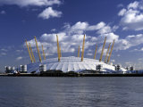 Millennium Dome  Greenwich  London  England