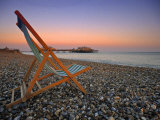 Beach at Brighton  East Sussex  England