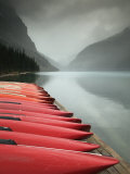 Lake Louise  Banff National Park  Alberta  Canada
