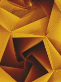 Golden Geometric Pentagons