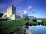Ross Castle  Killarney  Co Kerry  Ireland