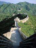 Great Wall of China at Mutianyu  China