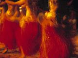 Dancers  Raratonga  Cook Islands