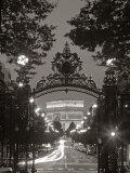 Arc de Triomphe, Paris, France Reproduction d'art par Peter Adams