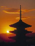 Yasaka Pagoda  Kyoto  Japan