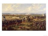 The Battle of Fontenoy  c1745