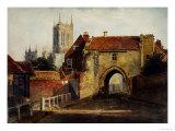 Potter Gate  Lincolnshire